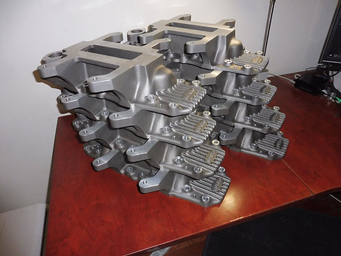 Ford Flathead 471 supercharger intake manifold
