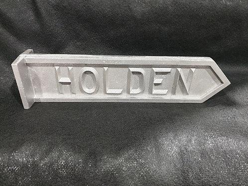 Holden Street Sign