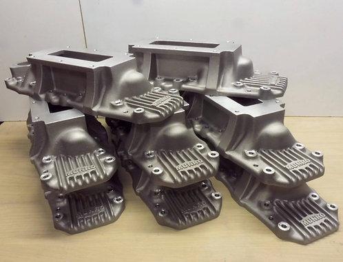 Ford Flathead universal supercharger intake manifold