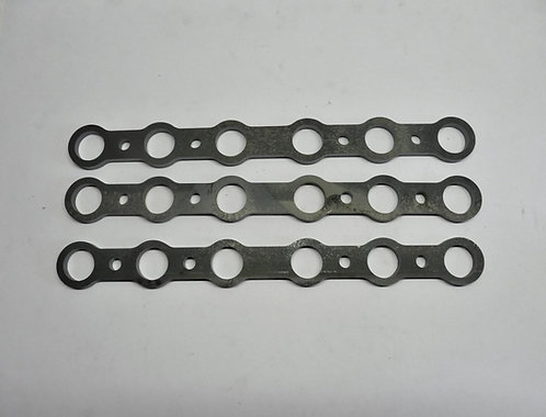 Model A Ford header plate