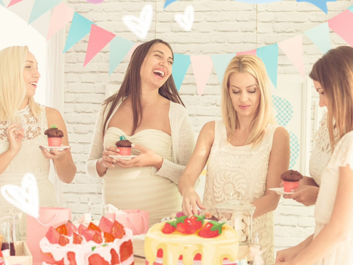 DECORATING YOUR SOON-TO-BE-MOMMY PHOTOS