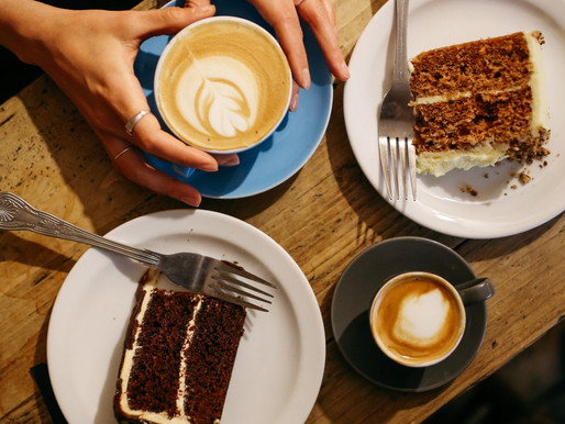 カフェの食べ物をオシャレに撮りたい!カフェの写真の撮り方講座🍩☕