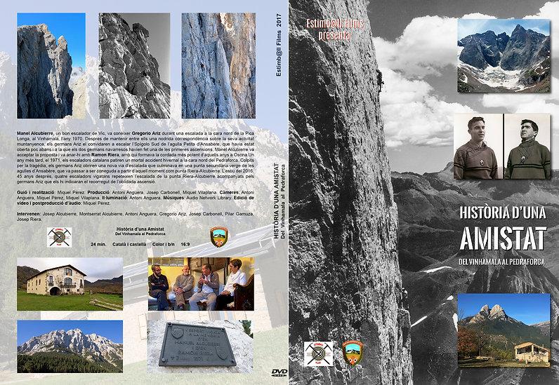 Caratula DVD Ha Amistat.jpg