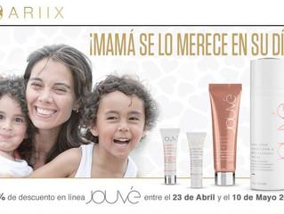 Promoción del dia de las madres