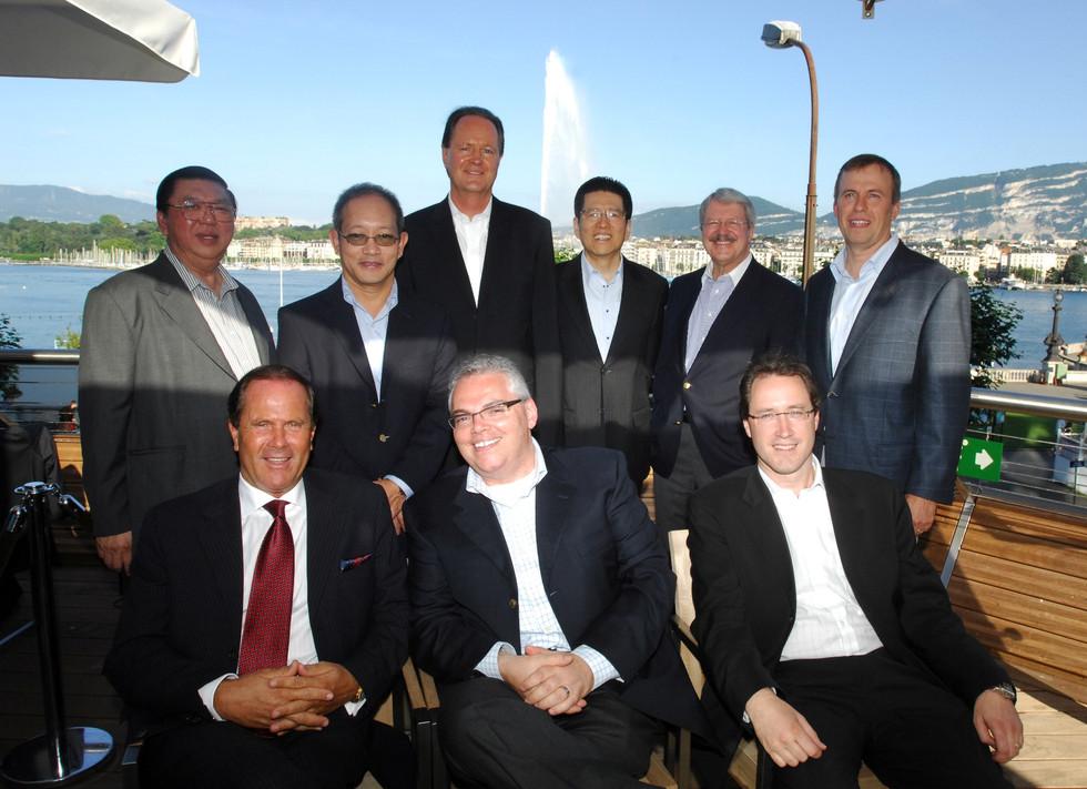 CEO Meeting Geneva 2007