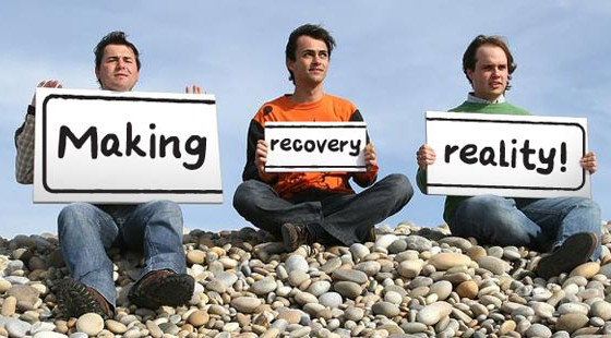 How do you know that recovery is real?