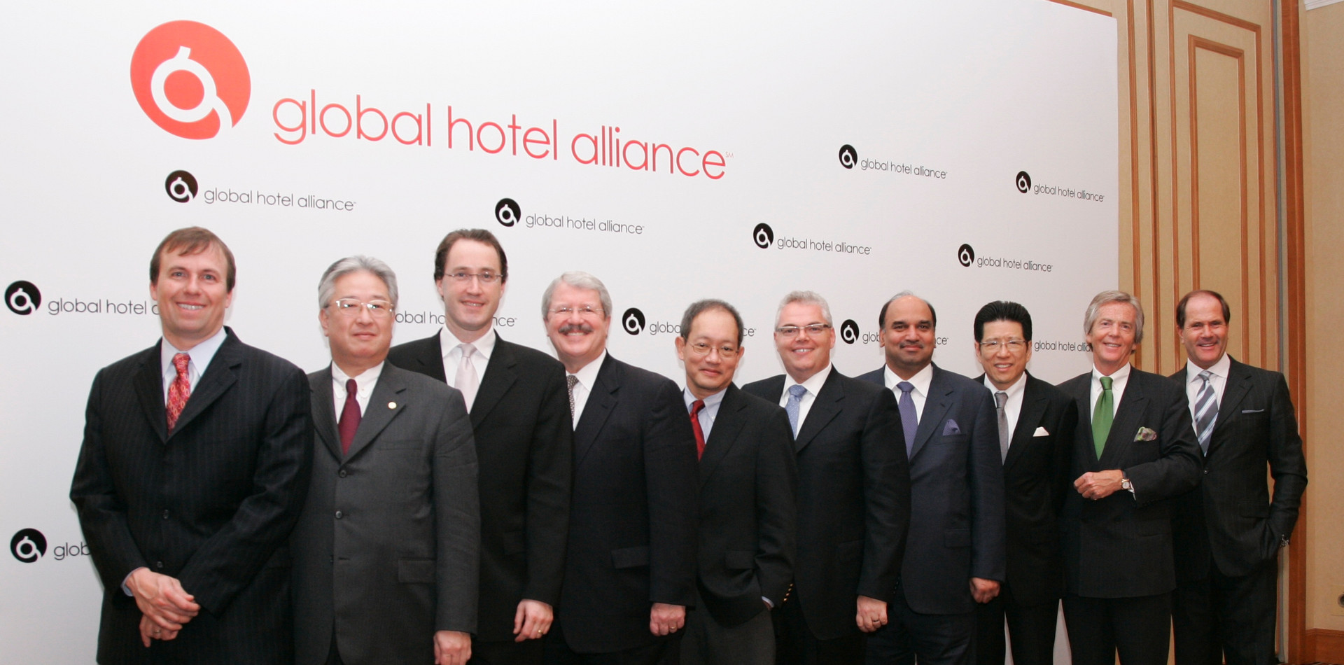 CEO Meeting Hong Kong 2007