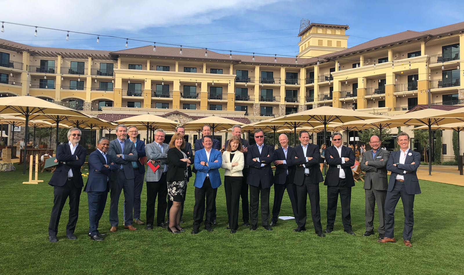 CEO Meeting Napa 2018