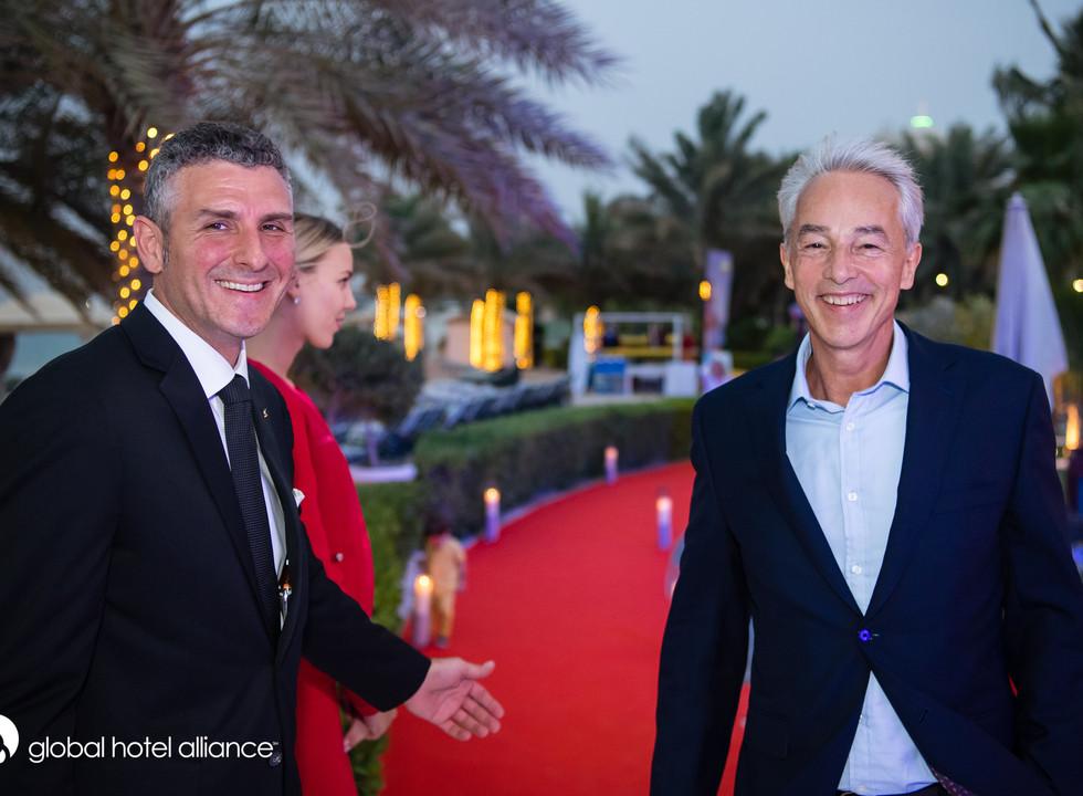 Customer Event at ATM Dubai 2018