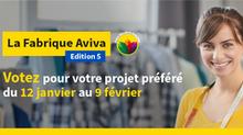 Notre projet pour le concours « La Fabrique Aviva » !