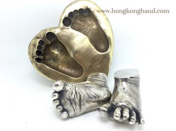 青銅鑄模 / Bronze Casting,925 純銀鑄模 / 925 Silver Casting