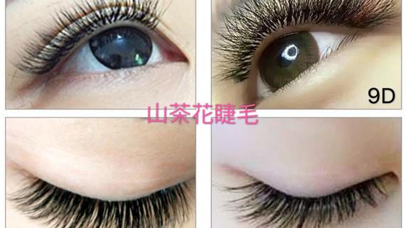 👁👁電眼美睫魔法🧚♀🧚♀山茶花植睫毛