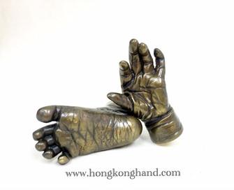 青銅鑄模 / Bronze Casting
