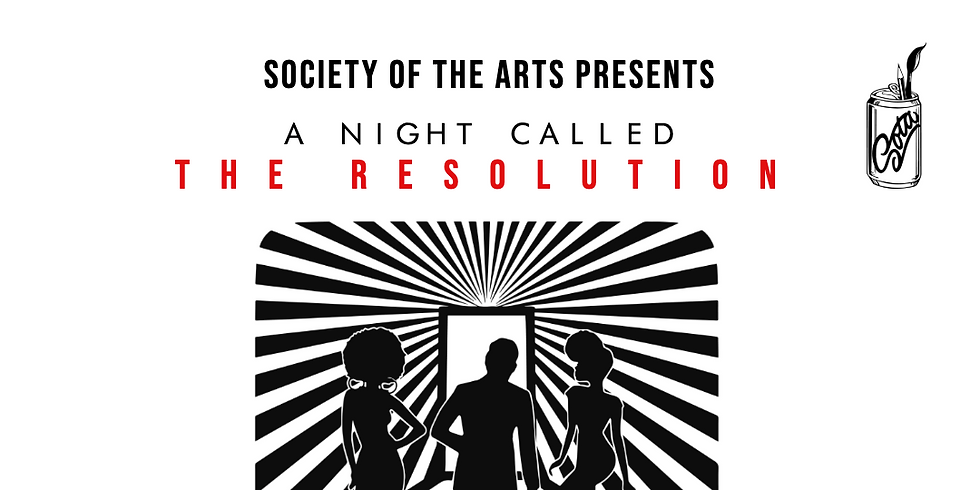 """A Night The Called """"The Resolution"""""""