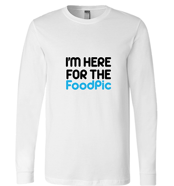 I'm Here For The FoodPic