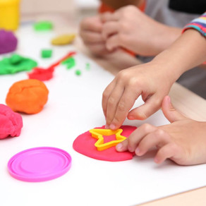 Playtime with Play Dough!
