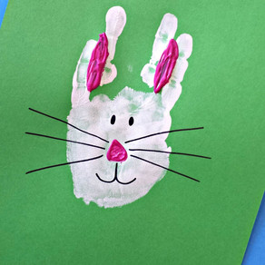 Fun and Simple Easter Craft for Kids!