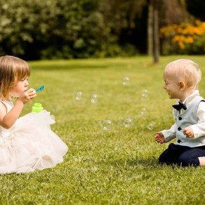 What Do I Tell Wedding Guests About The Babysitter Service?