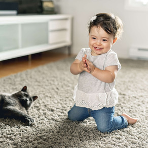 The Benefits of Pets for Children