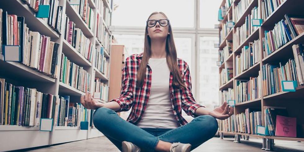 Ateliers sophrologie et yoga pour  la préparation aux examens - séance 1
