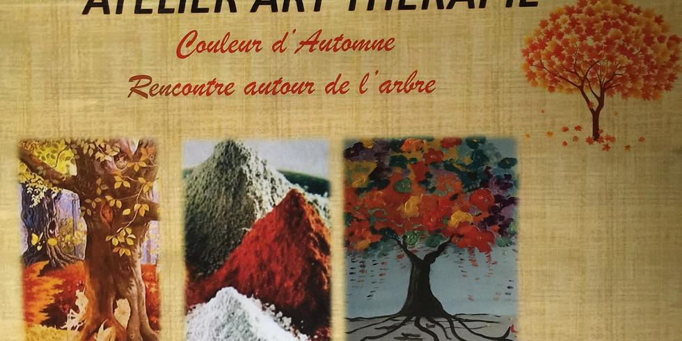 Atelier Art Thérapie - Couleurs d'automne