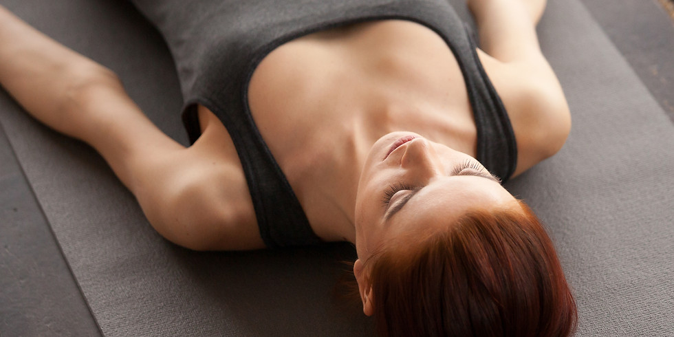 Yoga restauratif et rééquilibrant - Héloïse
