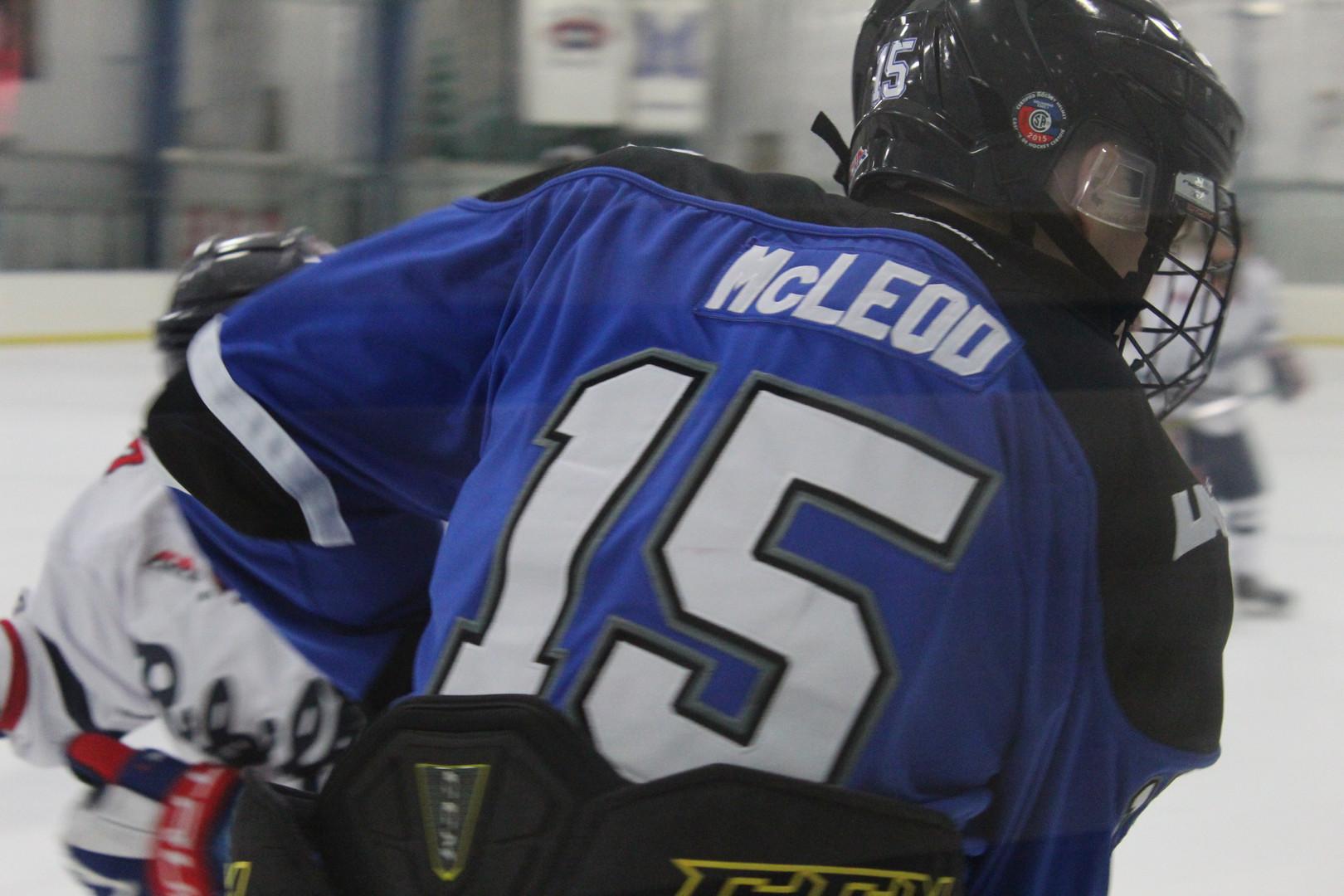 #15 Alexander McLeod