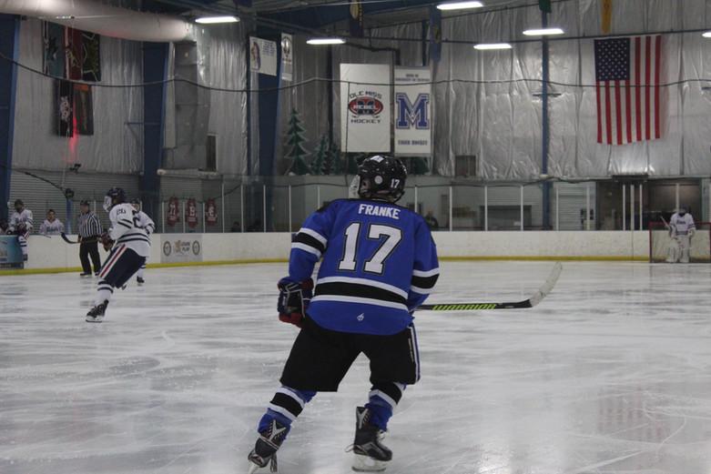 #17 Bryce Franke