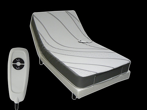 Adjustable Single Bed RUBIS