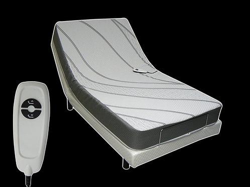 Adjustable Single Bed RUBIS