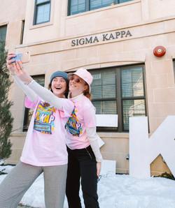 Sigma Kappa - Kappa Nu Chapter