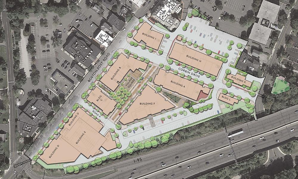 Darien Baywater Corbin Siteplan by Towers|Golde