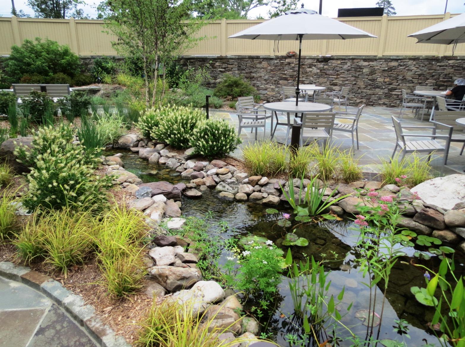 Janet Fields Memorial Garden