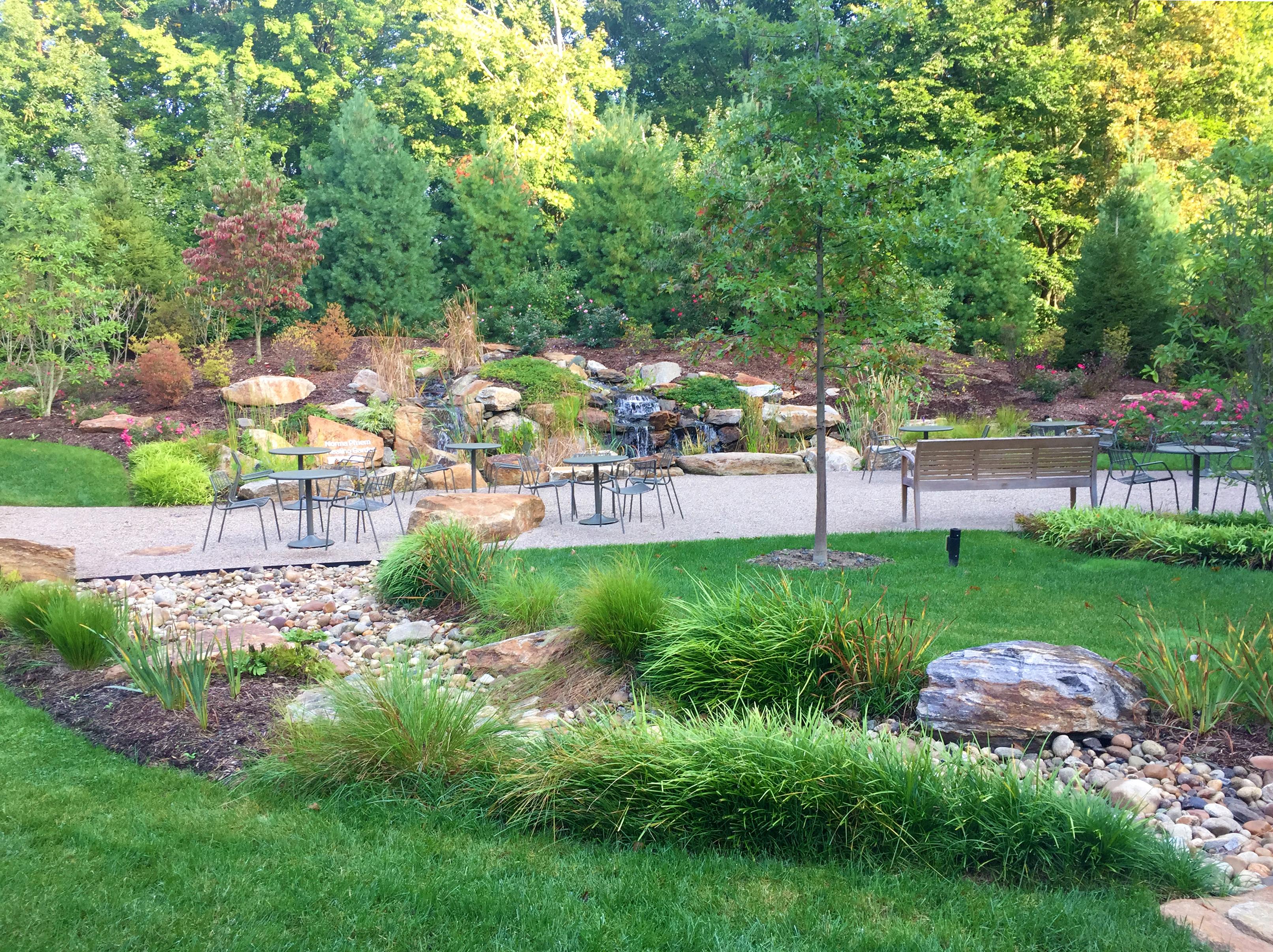 Norma Pfriem Healing Garden