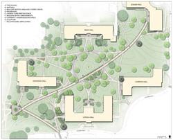 Fainfield University Master Plan