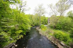Stone Mill/River
