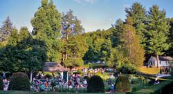 The Sunken Garden at Hillstead