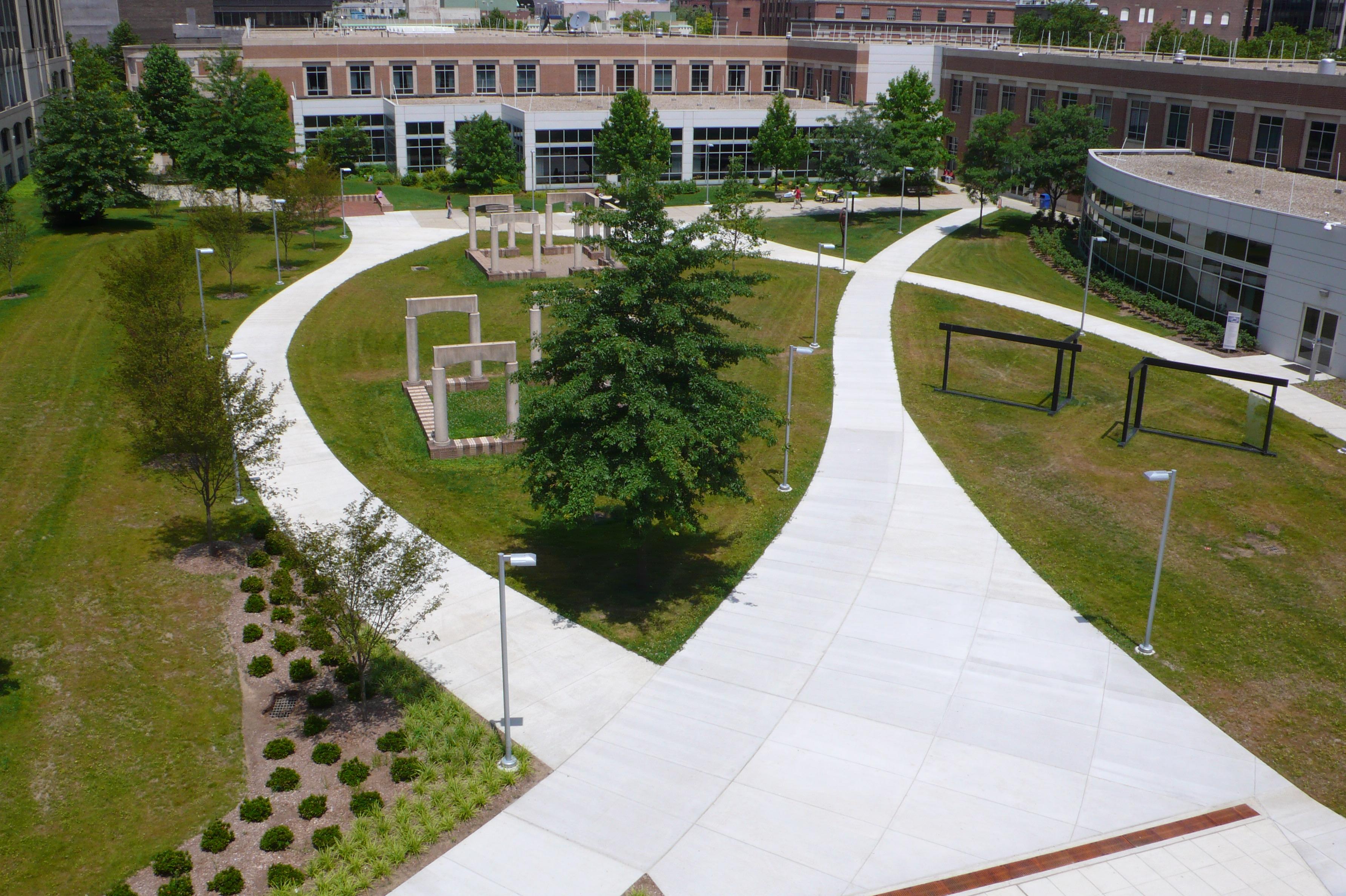 Housatonic Courtyard