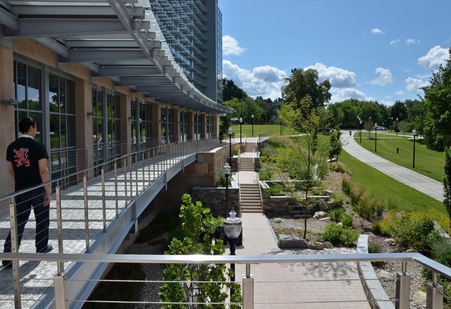 UMass - Amherst: Life Science Lab