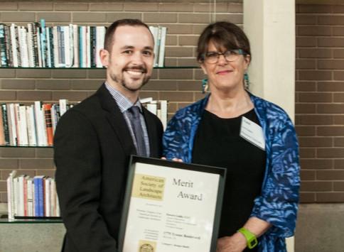 2017 ASLA Potomac Chapter Merit Award: 1775 Tysons Boulevard