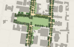 Unified Green Master Plan Concept