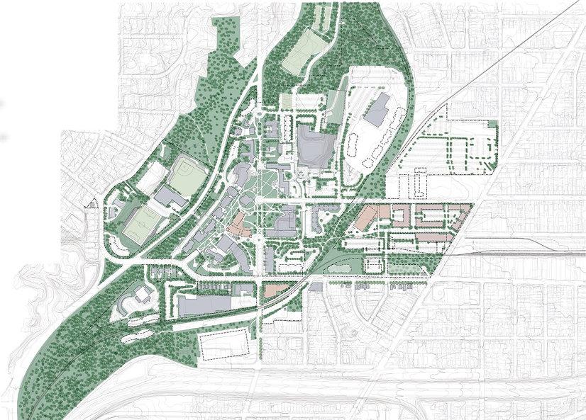 Xavie Univerity master plan