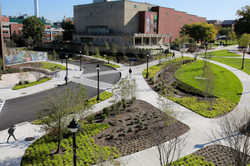 UConn NW Science Quad Infrastructure