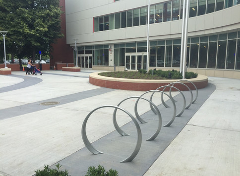 A New Welcoming Arrival Plaza for North Shore Community College