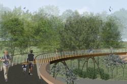 NYBG bridge illustration