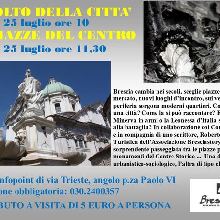 BRESCIA: CON FANTASIA RIPARTONO LE VISITE GUIDATE