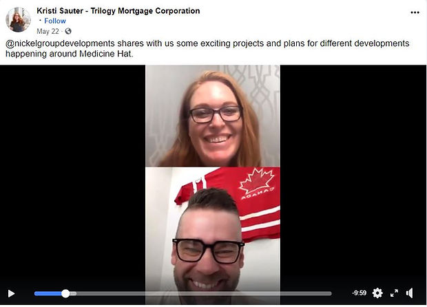 Trilogy Mortgage Corporation - Nickel Group Developments