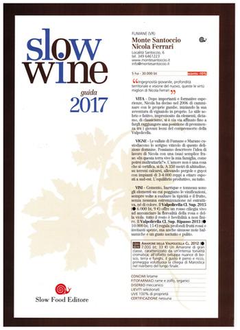 Slow Wine Guida 2017