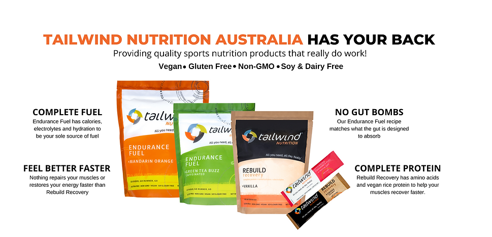Tailwind Nutrition Australia provides quality sports nutrition products that really do work