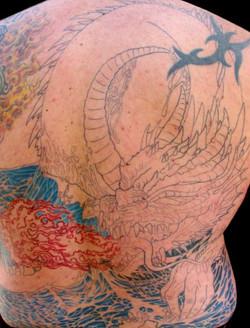 Dragon Back 01